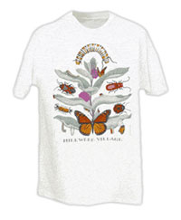 Milkweed Village T-shirt