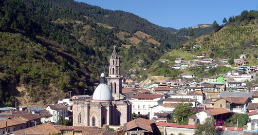 Angangueo, Mexico
