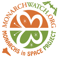 Monarchs in Space
