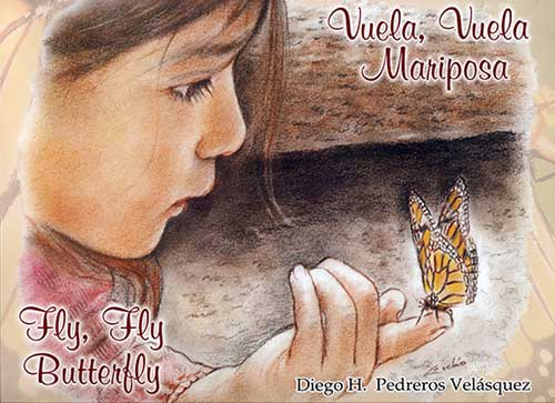 Fly,   Fly Butterfly book cover